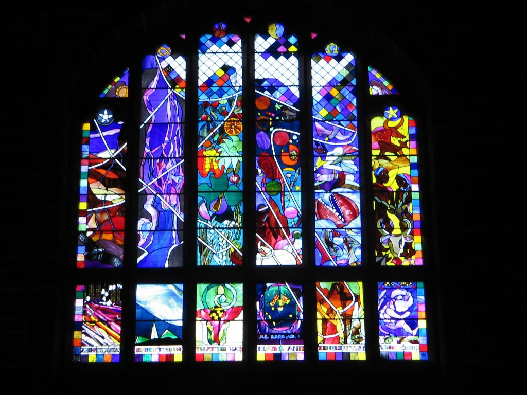 creationwindowchestercathedral